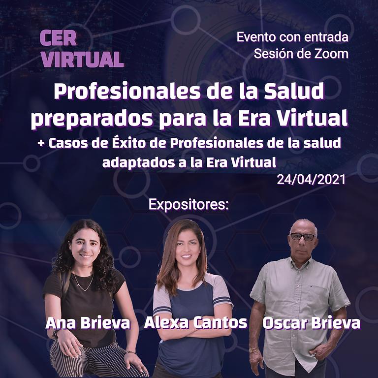 Profesionales de la Salud preparados para la Era Virtual