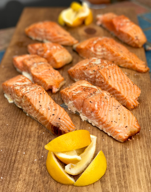 50th Birthday Vintage Wine Pairing Lunch New Zealand King Salmon