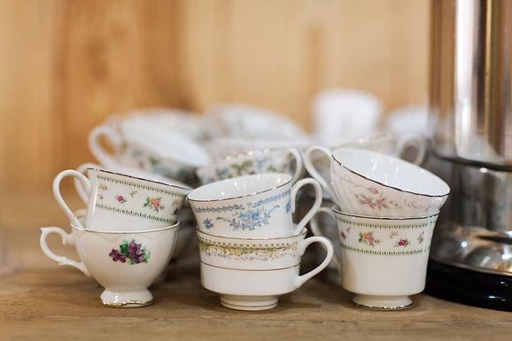 Mix/Match Tea Cups