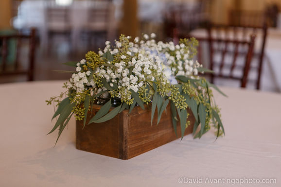 Rectangle & Square Wood Flower Boxes
