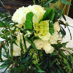 The Pantone Wedding Color of 2017 is _greenery_. Lots of our 2017 brides are requesting lots of gree