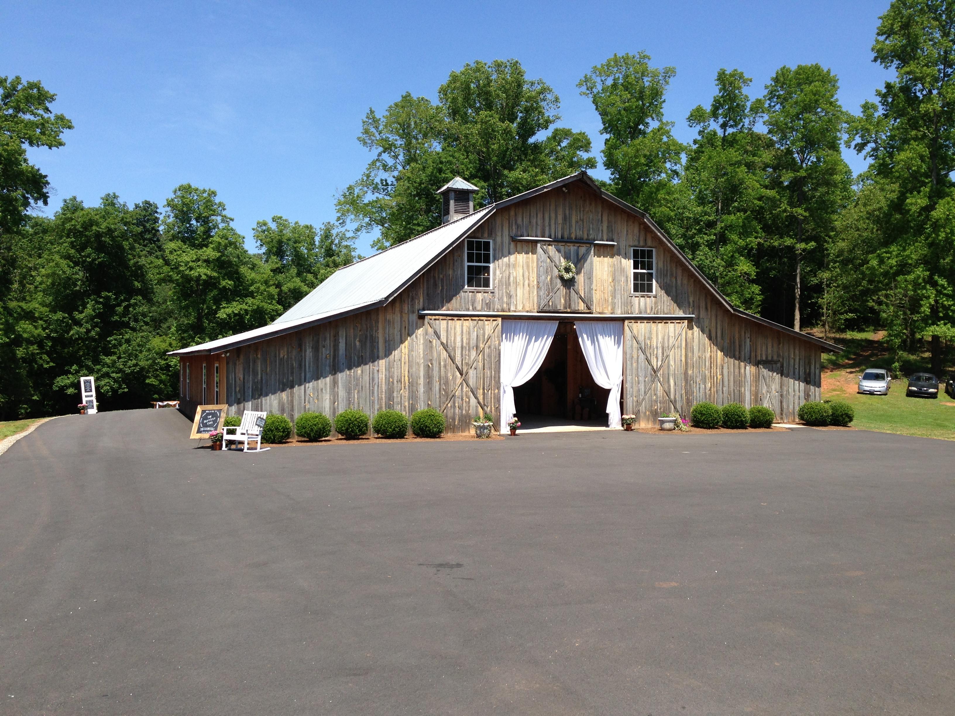 The Densmore Farm, North GA Barn Wedding, Barn Wedding North Georgia