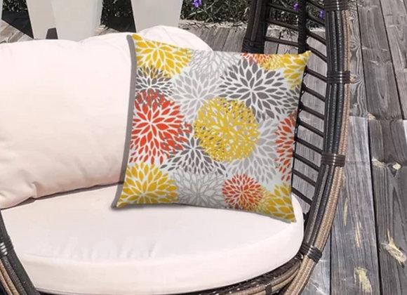 Bursting Blooms Indoor/Outdoor Pillows