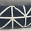 Thumbnail: Port of Call Embroidery Indigo Pillow Set