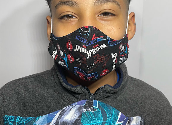 Reversible Face Covering/Mask