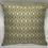 Thumbnail: Olive and Tan Jacquard Pillow Set