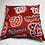 Thumbnail: Sports Team Throw Pillow Set
