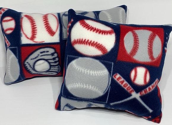 Baseball Time Kid's Pillow Set