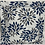 Thumbnail: 16 in Waverly Inspirations Navy and Grey Pillow Set