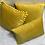Thumbnail: Majestic Velvet Gold Pillow Set