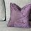 Thumbnail: 16 in. Grape Slushy Throw Pillow Cover