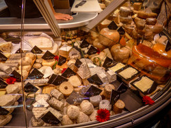 Cheeses in Toulouse - France