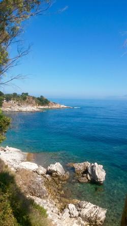 Road trip around the Island Corfu