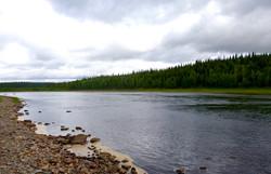 Varzuga River Northern Russia