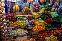 Argentina fresh market