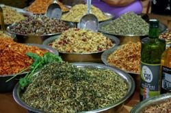 Jerusalem spice market