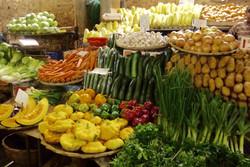 Market in Mauritius