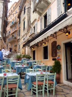 Corfu Town Centre