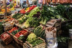 Market in Argentina