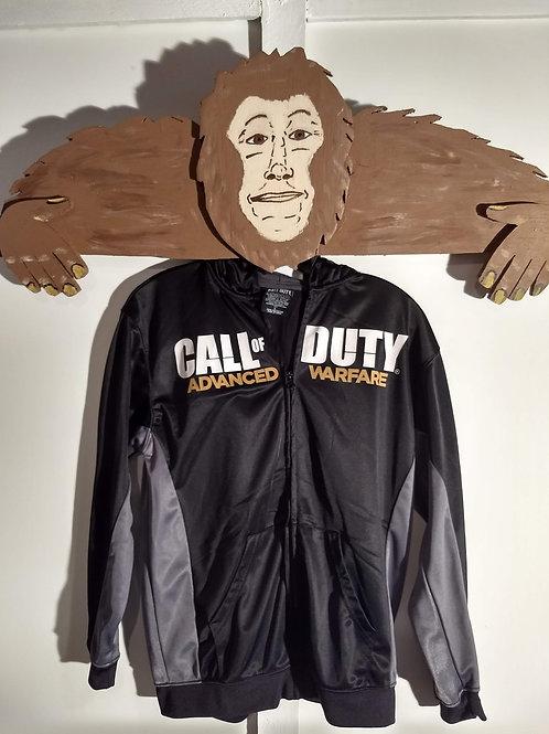 Kids COD Advanced Warfare Track Jacket w/Hood