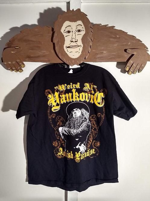 Weird Al Amish Paradise T-Shirt