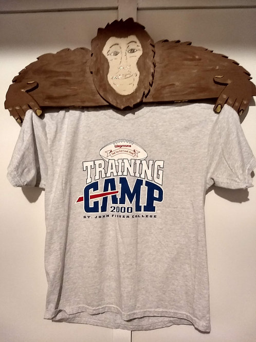 Bills Training Camp T-Shirt (2000)