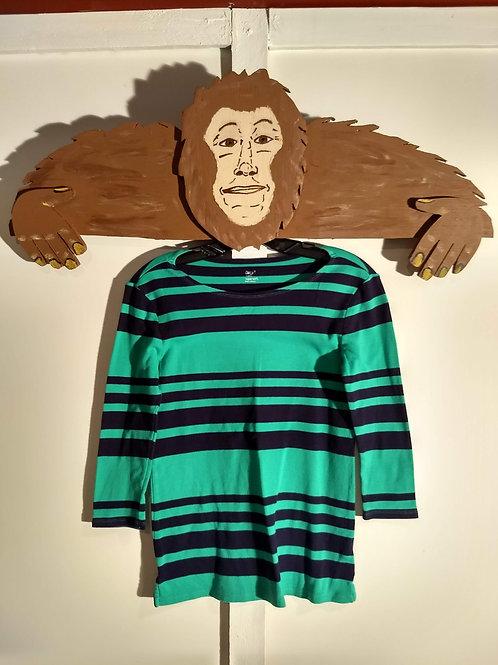 Women's 3/4 Sleeve Gap Shirt