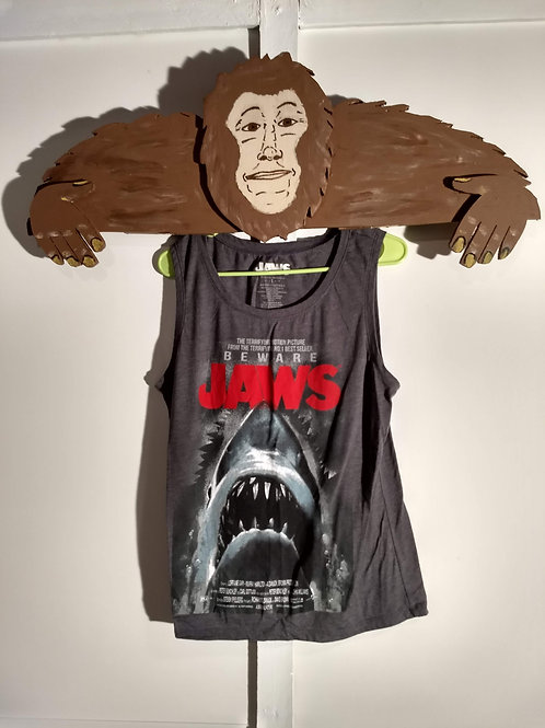Adult Jaws Tank Top