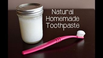 Make Your Own Irish Sea Moss Tooth Paste!