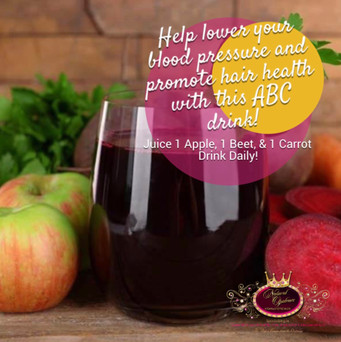 Lower your blood pressure naturally!