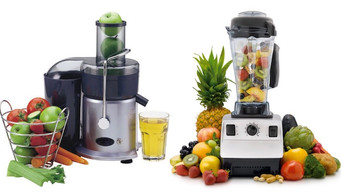 What is the Difference Between Juicing & Blending
