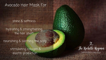 Avocado Hair Mask Benefits!