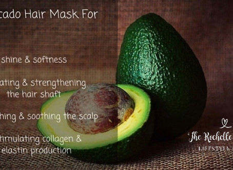 Avocado Hair Mask Benefits!