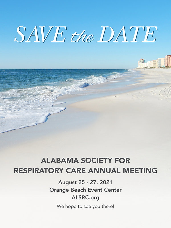 Alabama Society for  Respiratory Care An