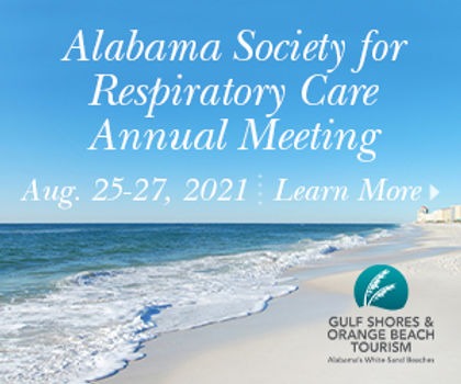 Alabama Society for Respiratory Care Ann