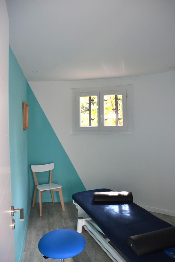 Cabinet 01 salle de soins