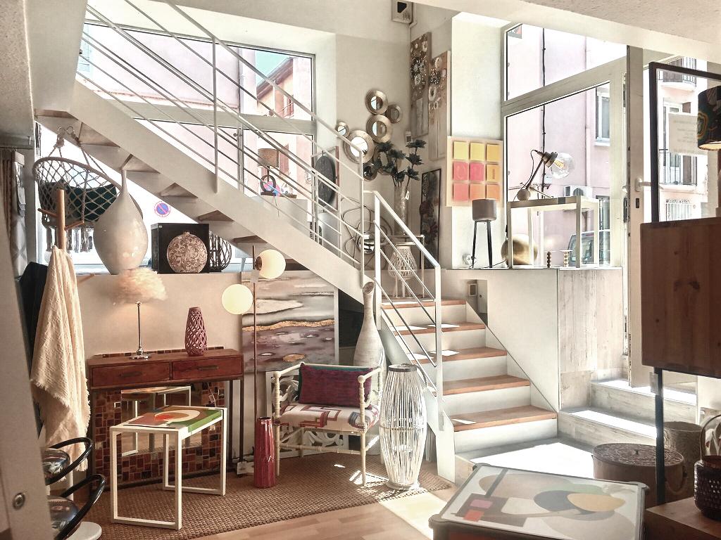 Réalisation de l'escalier
