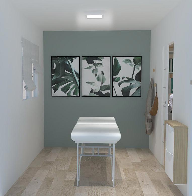 Cabinet 02- Salle de soins 02