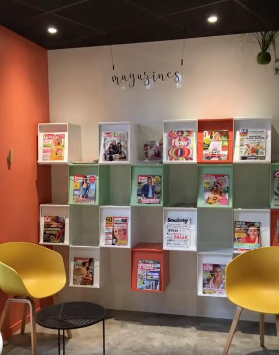 Médiathèque Puget sur Argens -2018