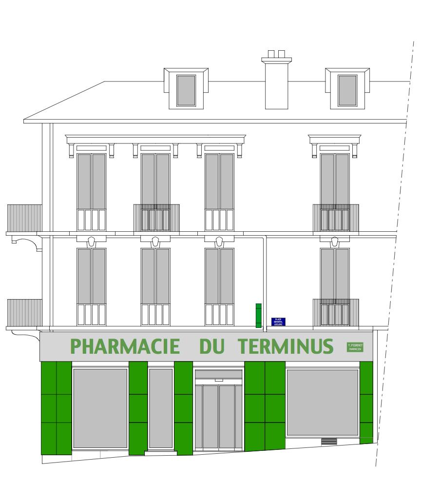 pharmacie le cannet