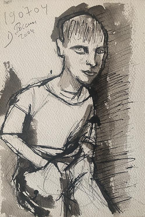 A Russian boy / Un garçon russe / Русский мальчик