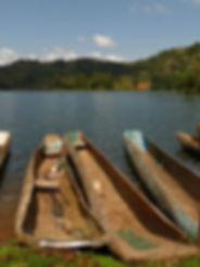 canoeing, bunyonyi, safari uganda