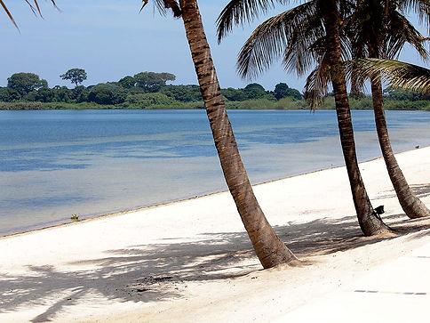 beach uganda, ssese islands, lake victoria