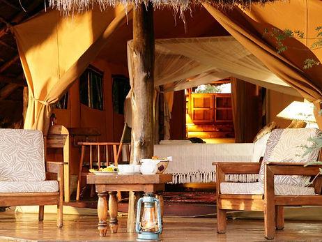 safari tent, semliki safari lodge, safari tent, semuliki national park, safari, tour, uganda