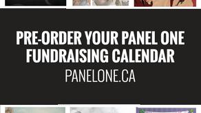 Pre-Order Panel One Fundraising Calendar