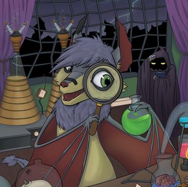 Horror Shop Book 2 Cover