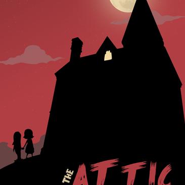 'The Attic' Poster