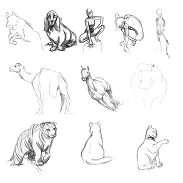Quick Life Drawing