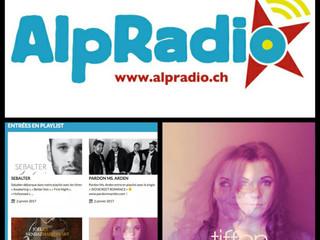"""""""La Nuit"""" sur AlpRadio!"""
