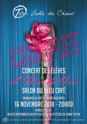 Concert des élèves // A Fleur de Voix II